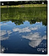 Summer's Reflections Acrylic Print