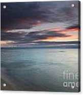 Sunrise In Paradise Acrylic Print