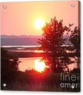 Sunset Ambience Acrylic Print