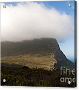 Table Mountain National Park Acrylic Print by Fabrizio Troiani