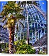 Tacoma Botanical Conservatory Acrylic Print