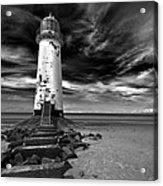 Talacre Lighthouse Acrylic Print