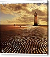 Talacre Lighthouse Acrylic Print