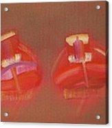 Tavira Boats Acrylic Print
