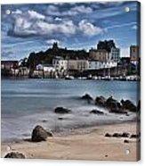 Tenby Harbour 2 Acrylic Print