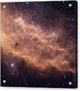 The California Nebula Acrylic Print