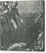 The Capture Of Margaret Garner Acrylic Print by Photo Researchers