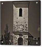 The Church Of Kuopio Acrylic Print