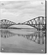 The Forth - Scotland Acrylic Print by Mike McGlothlen
