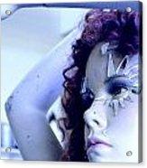 The Girl Acrylic Print