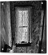 The Hiding Artist Acrylic Print by Jerry Cordeiro