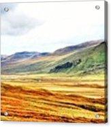 The Highlands Acrylic Print