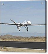 The Ikhana Unmanned Aircraft Acrylic Print