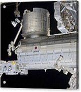The Japanese Experiment Module Kibo Acrylic Print