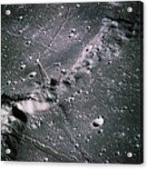 The Moon From Apollo 14 Acrylic Print