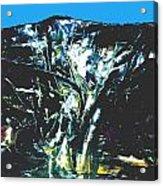The Mount Sinjajevina Acrylic Print