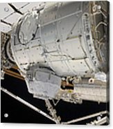 The Pressurized Mating Adapter 3 Acrylic Print