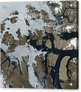 The Queen Elizabeth Islands Acrylic Print