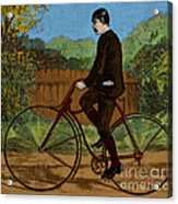 The Rover Bicycle Acrylic Print