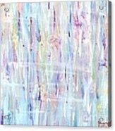 The Sounds Of Rain Acrylic Print