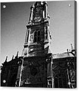 The Tron Church Edinburgh Scotland Uk United Kingdom Acrylic Print by Joe Fox