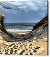 To The Sea Acrylic Print