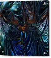 Tremendous Overflow Fx  Acrylic Print
