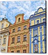 Uniquely Prague Acrylic Print
