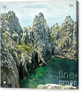Unspoiled Acrylic Print