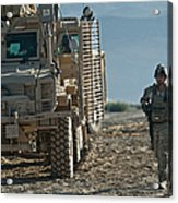 U.s. Air Force Joint Terminal Attack Acrylic Print