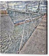 U.s. Silversides Acrylic Print