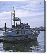 Uscg 47' Lifeboat - 1 Acrylic Print