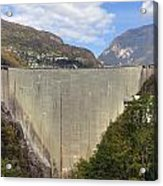 Valle Verzasca - Ticino Acrylic Print