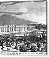 Versailles: Grand Trianon Acrylic Print