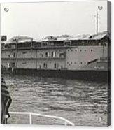 Vintage Boat Acrylic Print