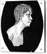 Wild Boy Of Aveyron Acrylic Print
