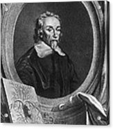 William Harvey, English Physician Acrylic Print
