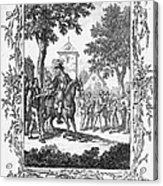 William Tell Acrylic Print