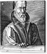 William Tyndale (1492?-1536) Acrylic Print