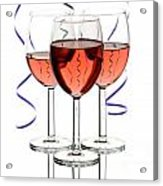 Wine Acrylic Print by Blink Images