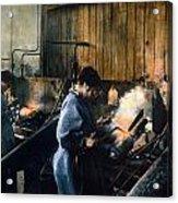 World War I: Women Workers Acrylic Print