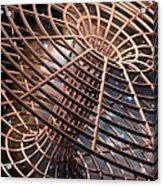 Wormhole, Conceptual Artwork Acrylic Print