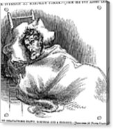 Wounded John Brown, 1859 Acrylic Print