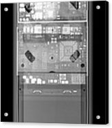 X-ray Of An Ipod Acrylic Print