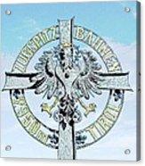Zugspitz Bahnen Garmisch  Acrylic Print