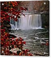 Cumberland Falls Ky Acrylic Print