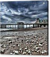 Penarth Pier Acrylic Print