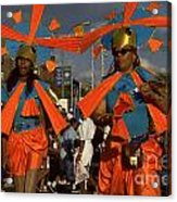 West Indian Day Parade Brooklyn Ny Acrylic Print