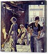 World War I: U.s. Poster Acrylic Print