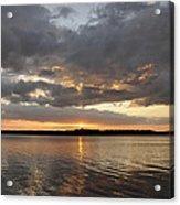 10000 Islands Sunset Acrylic Print